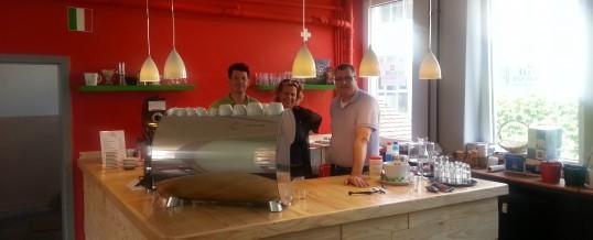 Lacker & Wagner in Heppenheim freuen sich über die neue C2-PID
