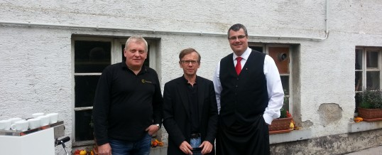 Eröffnung Lacker & Wagner in Heppenheim am 15.09…..